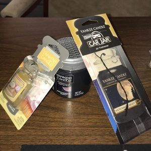 Yankee Candle fragrance bundle